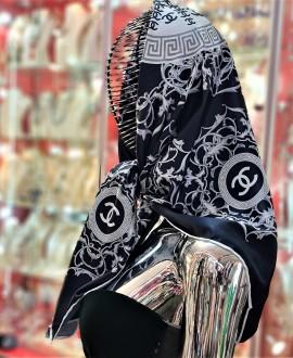 Шелковый платок Louis Vuitton