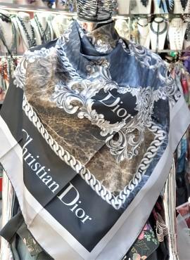 Шелковый платок Christian Dior